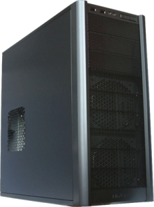 Quick PC Silver Computer